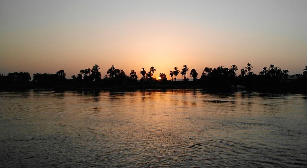 busca fuentes Nilo
