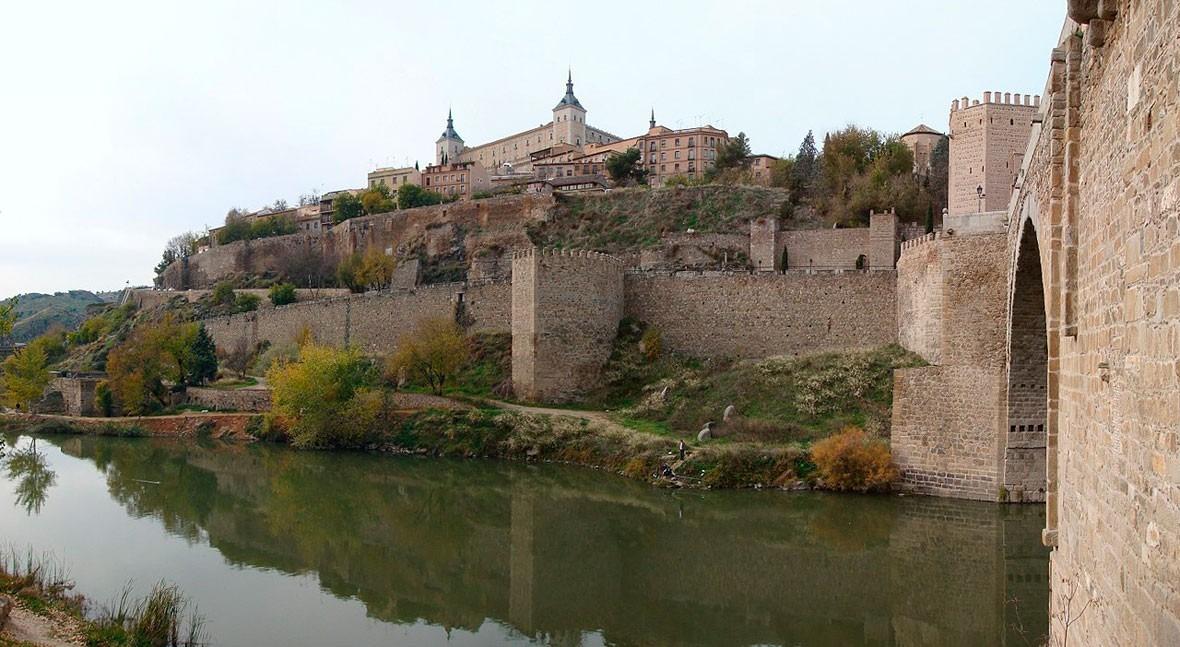 Encajar piezas ciclo urbano agua Castilla- Mancha