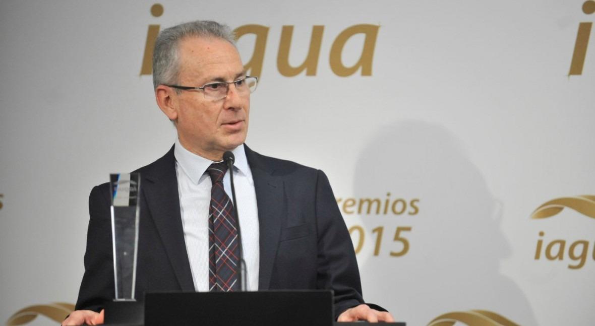 CHS logra premio al Mejor Organismo Cuenca página web especializada iAgua.es