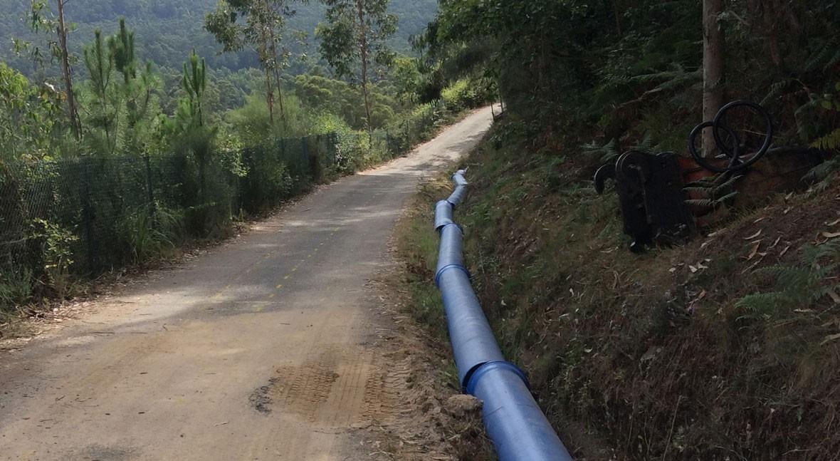 Saint-Gobain PAM España colabora abastecimiento agua potable Marín