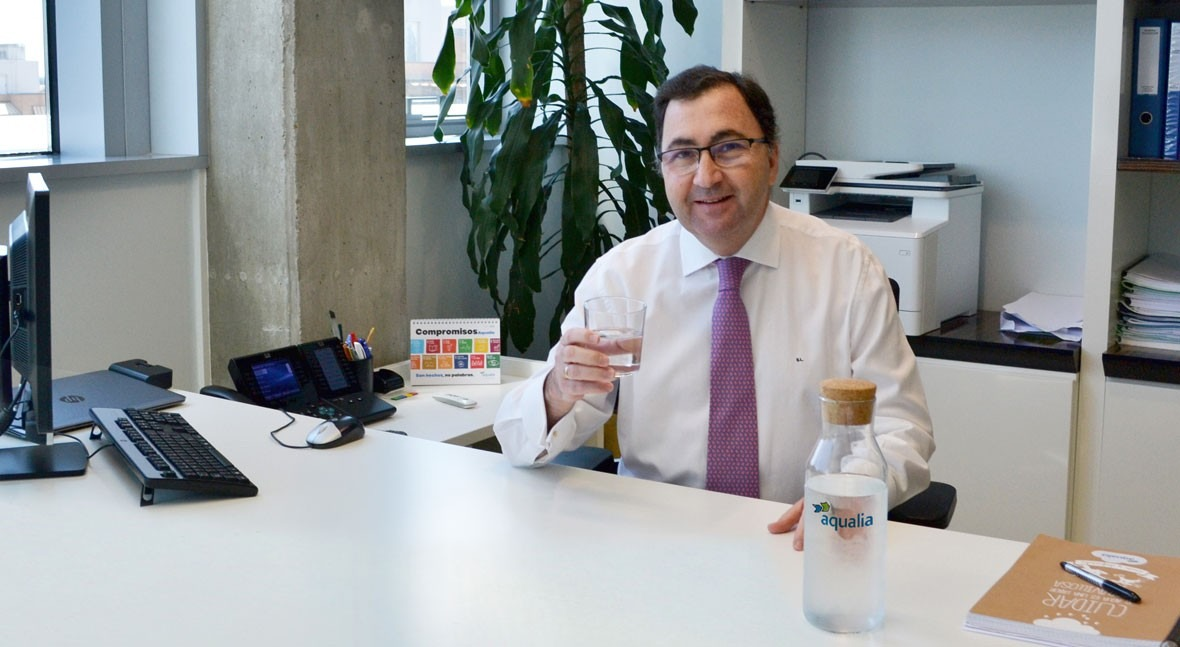 """Santiago Lafuente: """" movimiento pro agua grifo es síntoma sociedad más madura"""""""