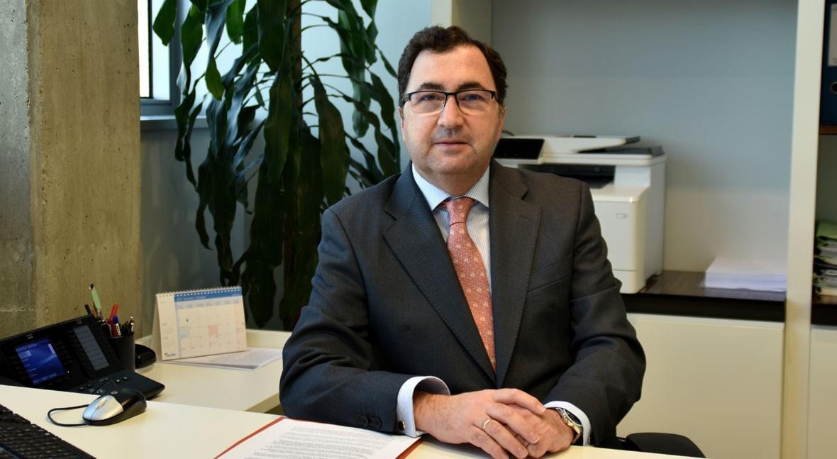 """Santiago Lafuente: """"Queremos poner valor papel empresas que optimizan recursos"""""""
