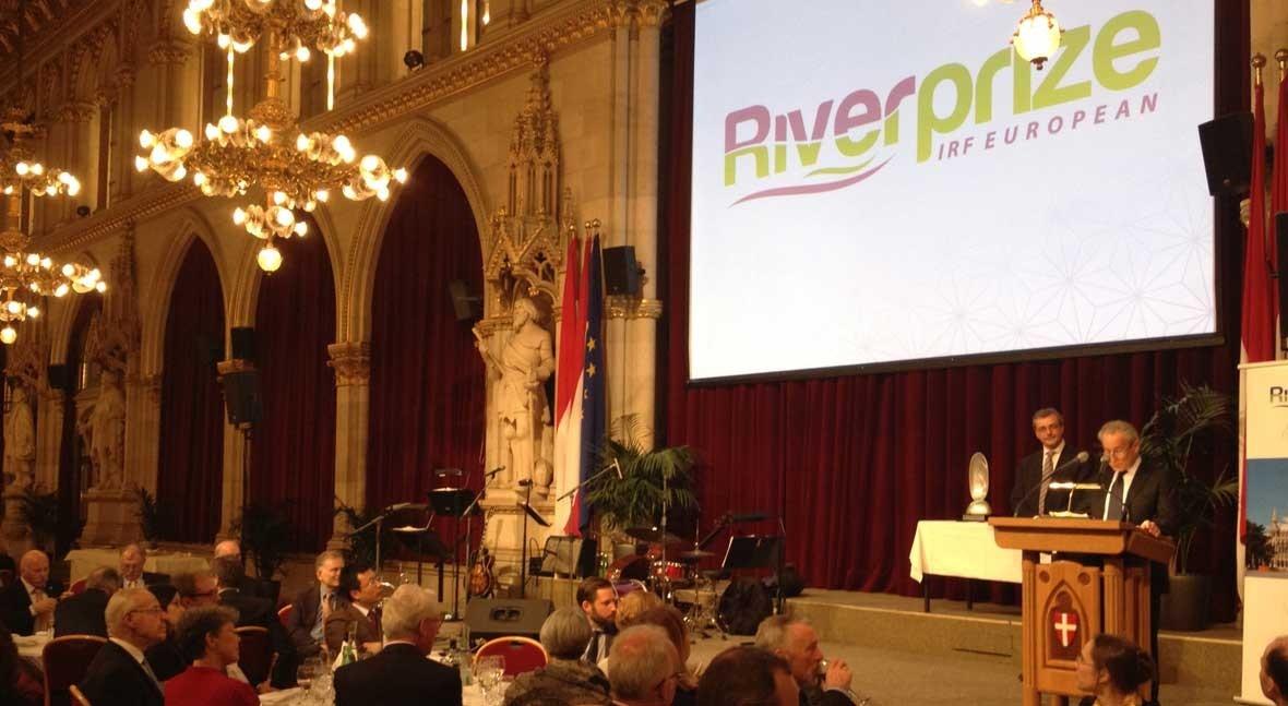 recuperación ambiental río Segura se alza European Riverprize 2015