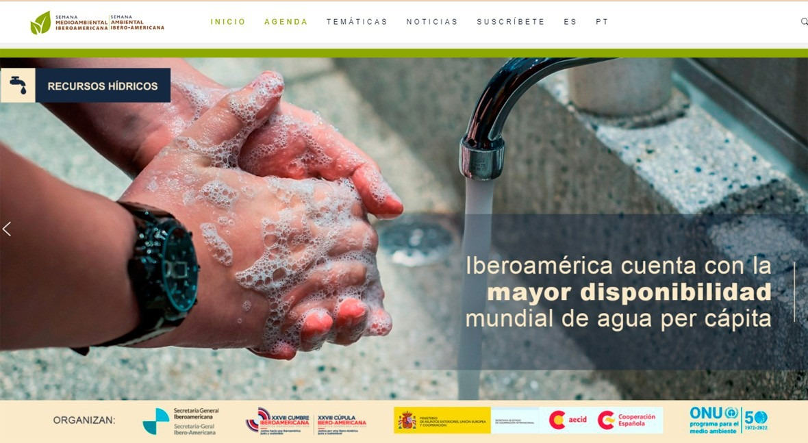 Semana Medioambiental Iberoamericana refuerza cooperación reto cambio climático
