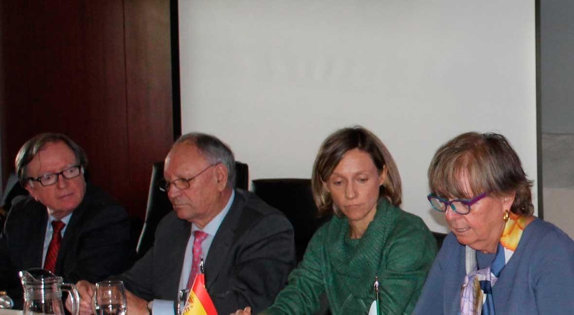 """Morcillo explica retos sector hídrico español """"XX Aniversario Convenio Albufeira"""""""