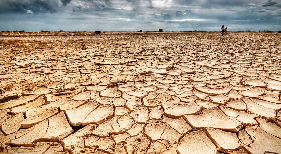 Impacto sequía agricultura