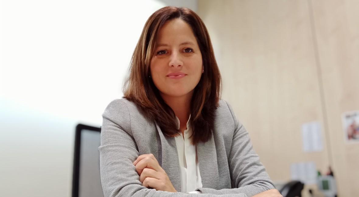 """Silvia Doñate: """"Regular estruvita como fertilizante favorecerá inversiones EDAR"""""""