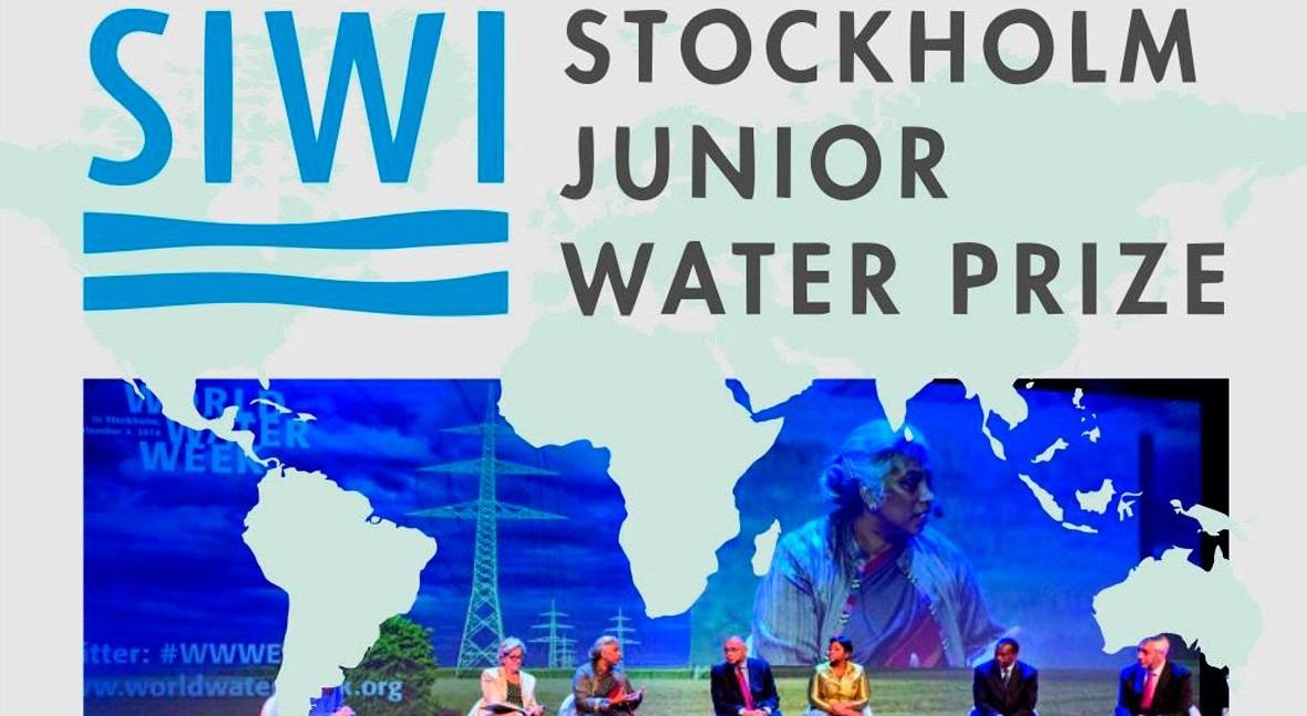 Escuela Agua organiza II Certamen Nacional España Stockholm Junior Water Prize
