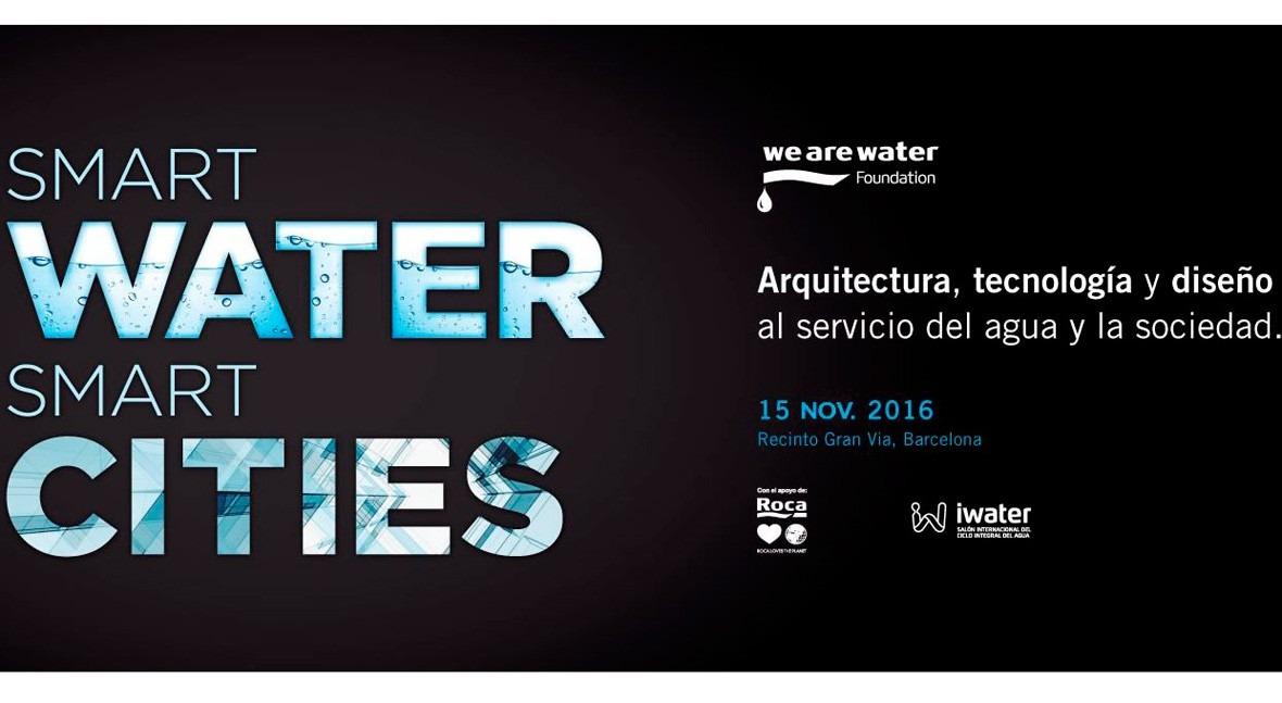 Smart water, smart cities