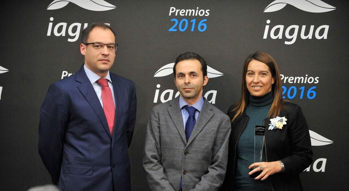 Premio iAgua Mejor Solución Tecnológica recae G.O.T.. ACCIONA Agua