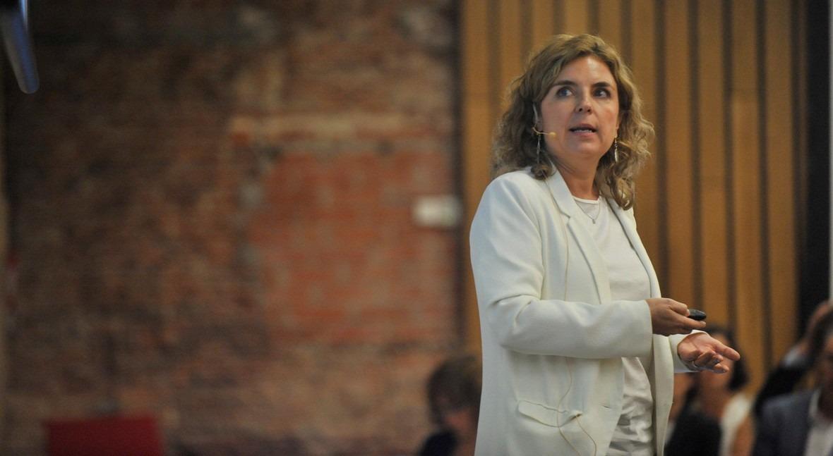 """Sonia Contreras: """" redes agua son infraestructuras críticas y seguridad debe ser extrema"""""""