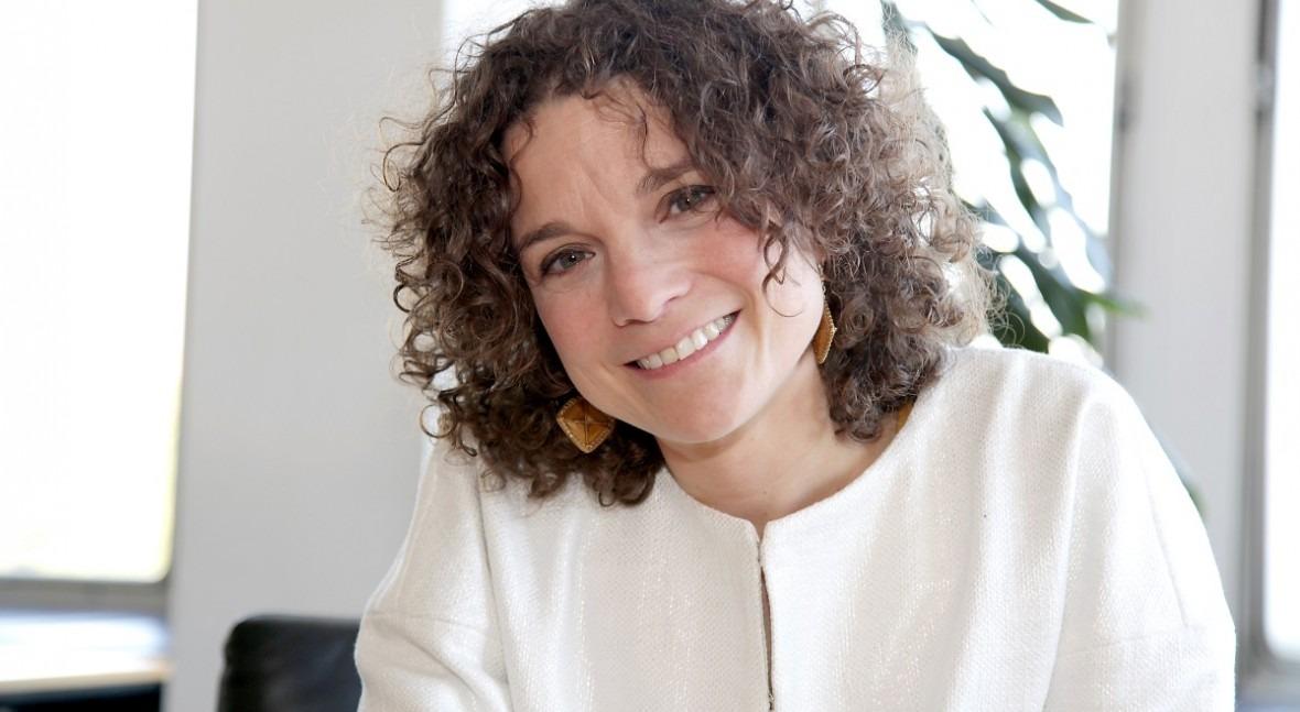 Sonia Castañeda, Directora de la Fundación Biodiversidad.