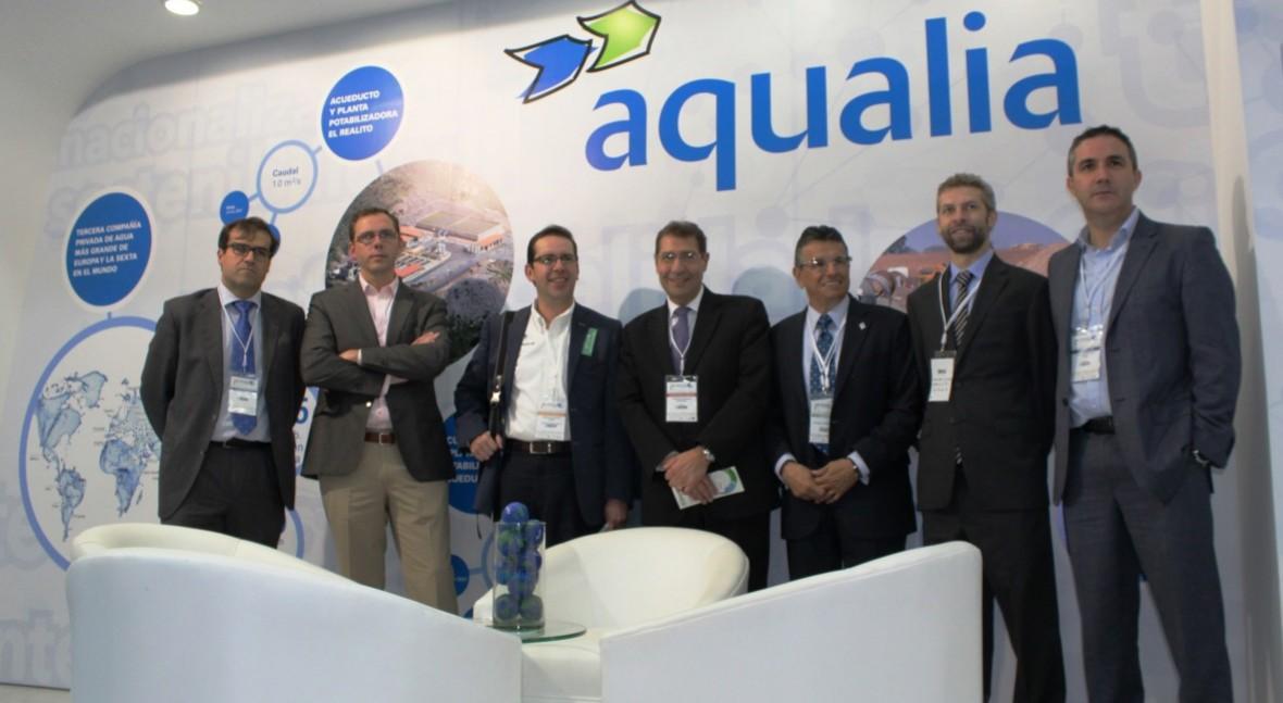 Aqualia cierra éxito presencia XXIX Convención y EXPO ANEAS 2015