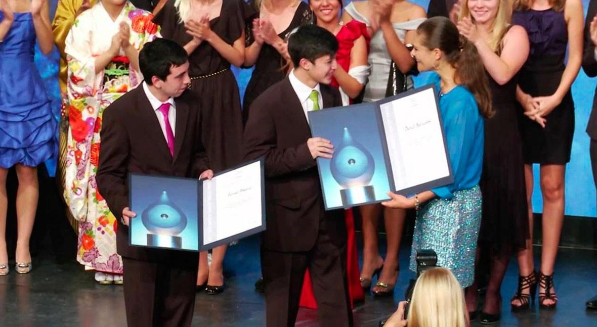 22 junio se presentan trabajos finalistas Stockholm Junior Water Prize España