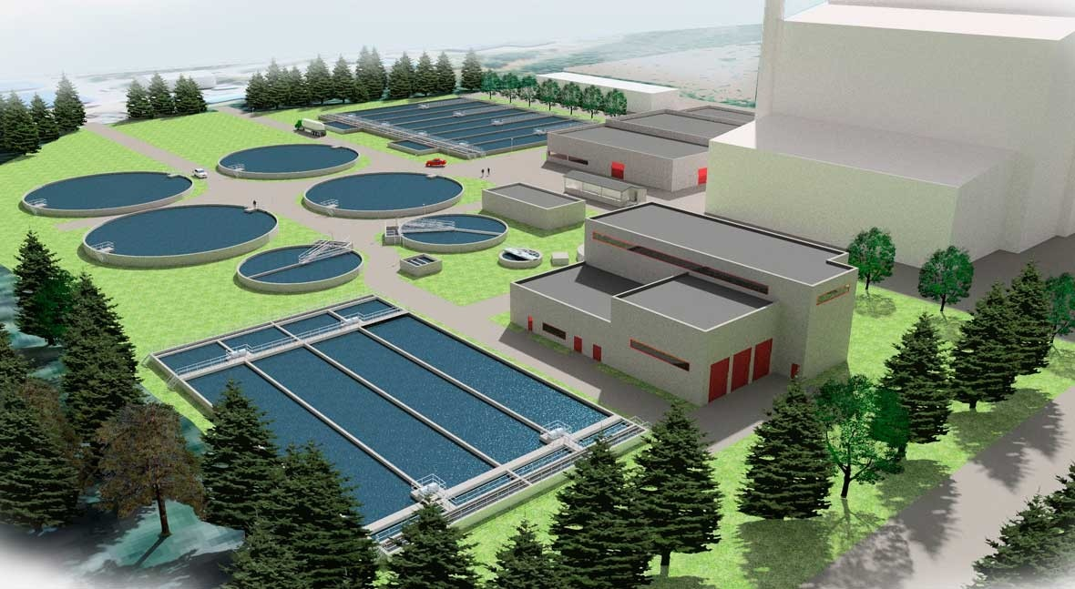 Veolia diseñará y construirá planta tratamiento aguas futuro Borås, Suecia