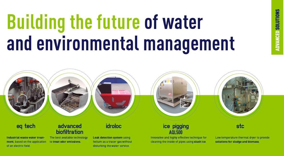 SUEZ, protagonista IFAT 2016 innovaciones y tecnologías agua y gestión residuos