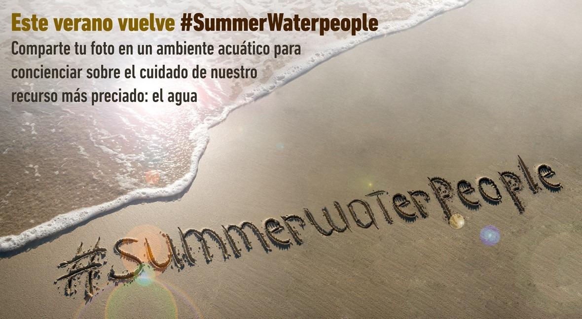 Vuelve iAgua #SummerWaterpeople