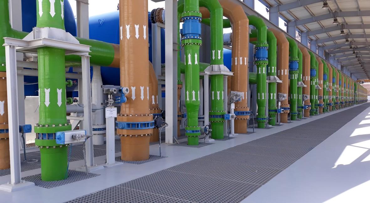 Talis se adjudica varios proyectos desalinización Arabia Saudí 7 millones euros