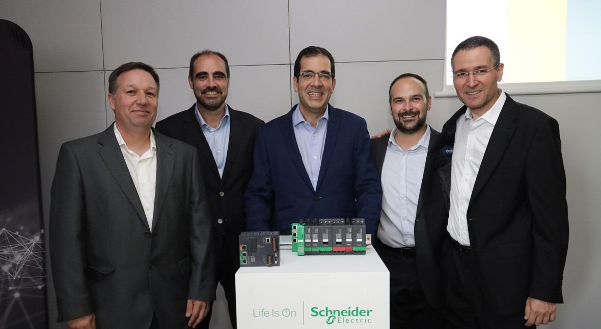IIoT Modicon M262 y TeSys island, nuevas soluciones alta eficiencia Schneider Electric