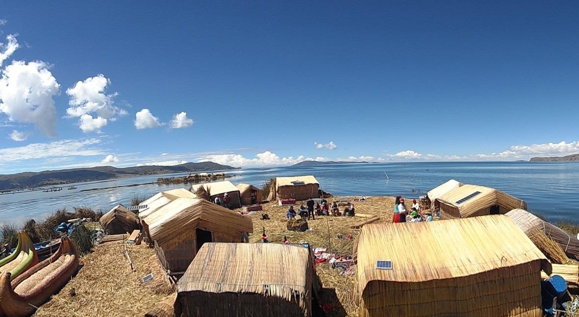 Titicaca, dolor Viracocha