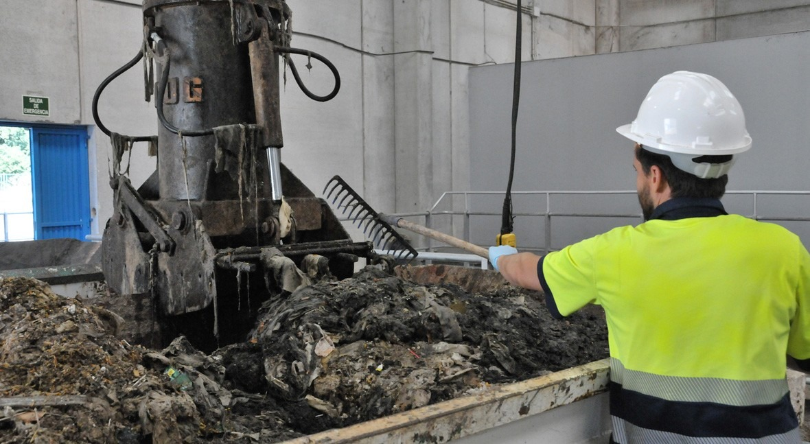 Canal retira más 27.000 toneladas residuos sólidos instalaciones saneamiento