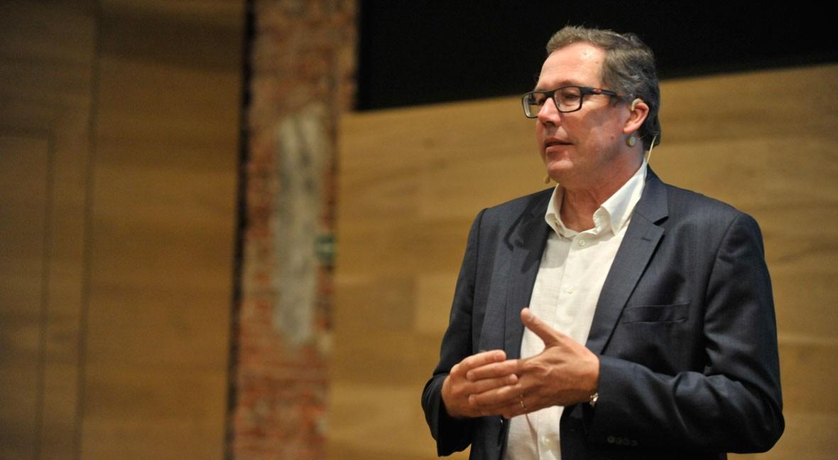 """Tomas Michel: """" Agua Digital provocará cambio disruptivo gestión agua"""""""