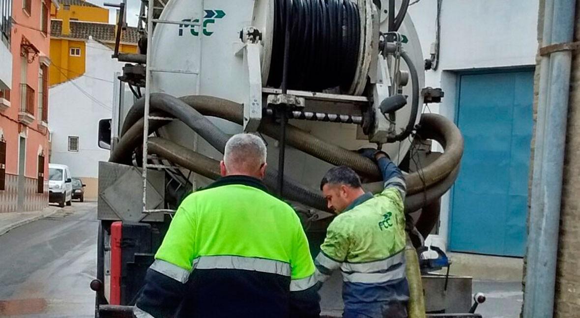 problemas que causan toallitas húmedas suponen gasto 76.000 euros Puente Genil