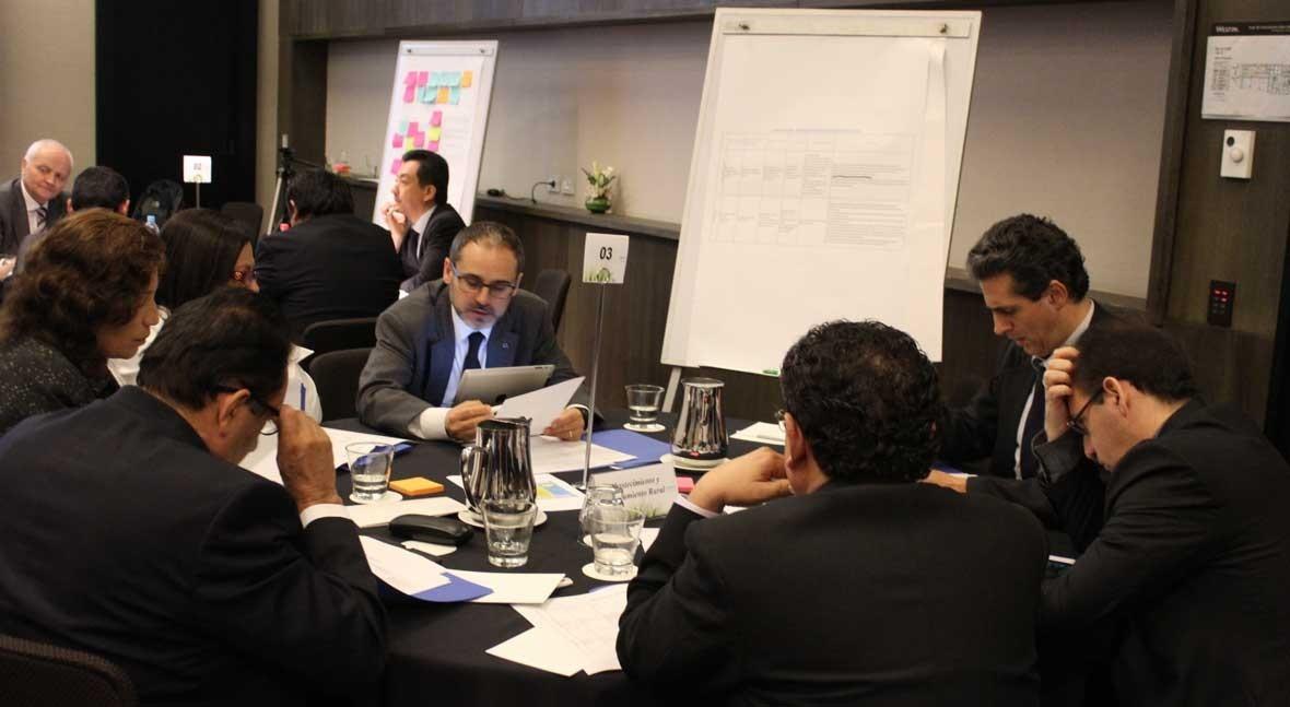 ¿Cuáles son claves activar mecanismos financieros sector agua Perú?