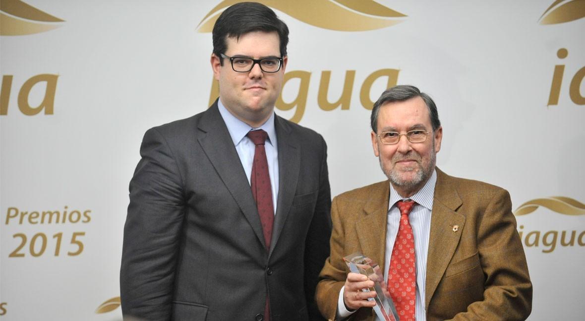 Universidad Córdoba, reconocida como Mejor Universidad Premios iAgua