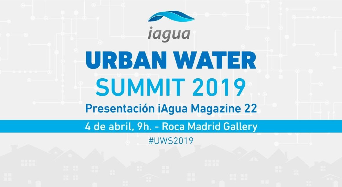 Urban Water Summit 2019 se celebrará Roca Madrid Gallery