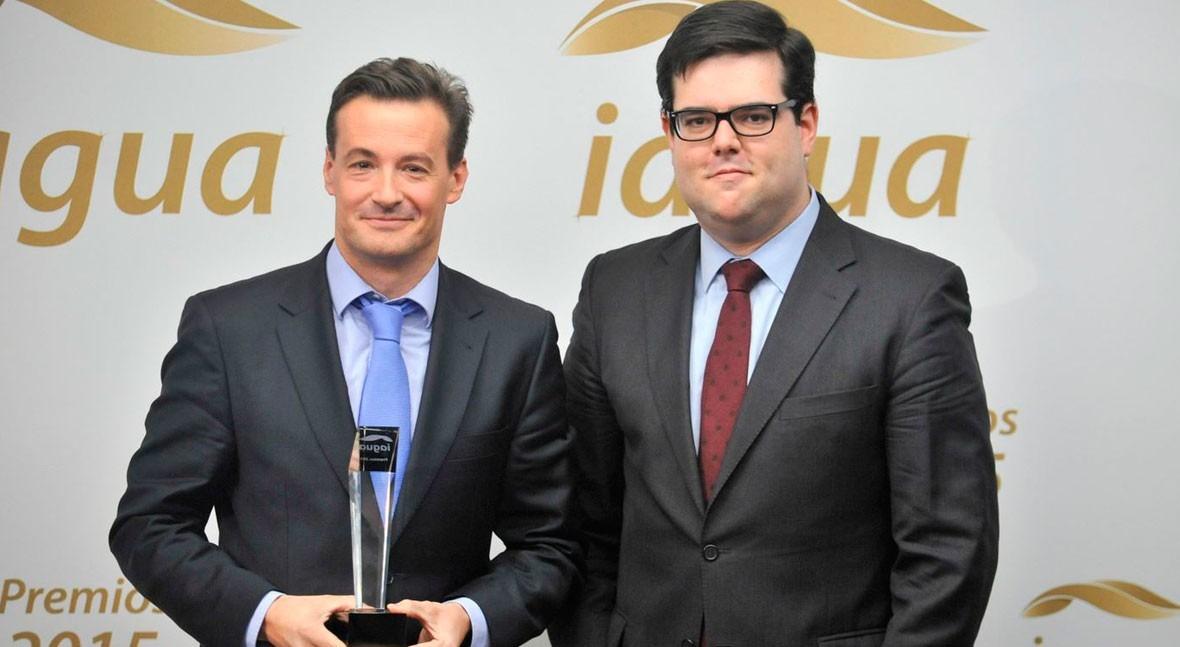 Sistemas KAPTA™ de Veolia, Mejor Escaparate Premios iAgua 2015