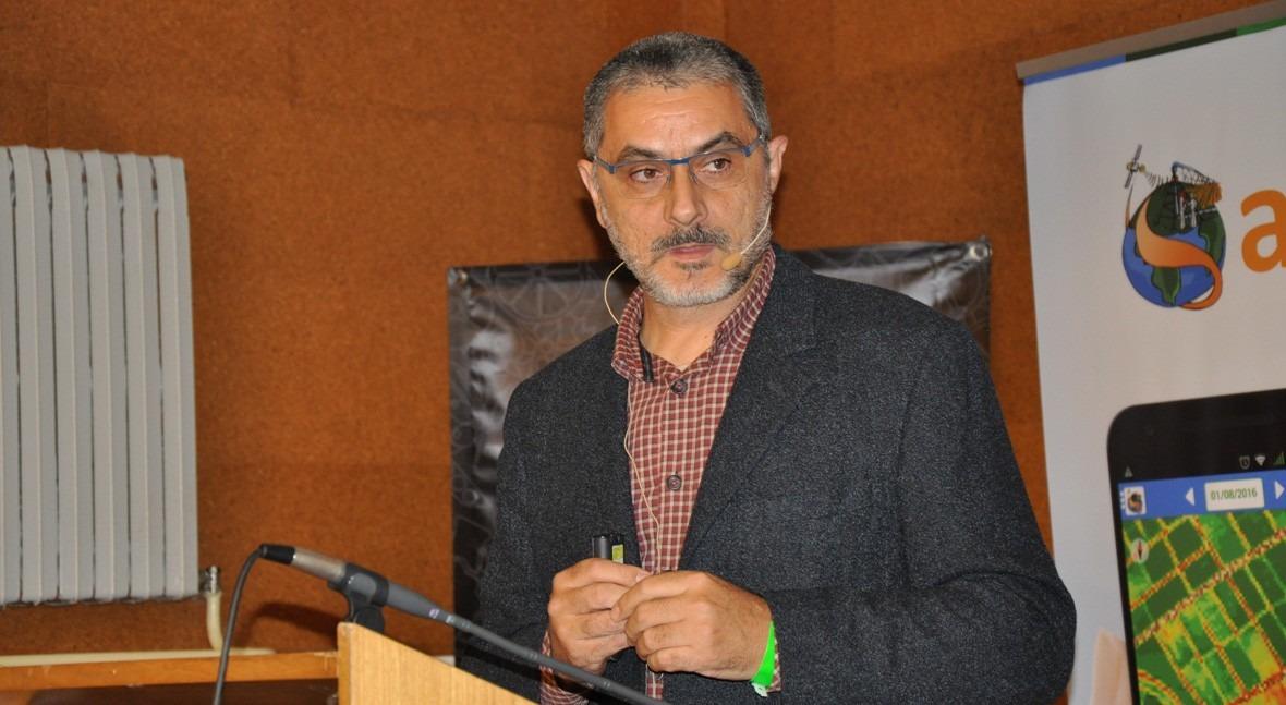 """Vicente Bodas: """" agricultura futuro es ya realidad campo"""""""