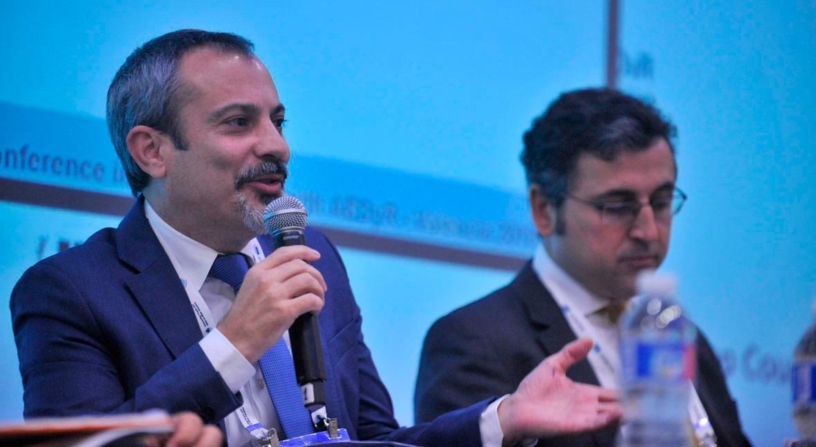 "V. Arroyo: "" empresa agua futuro debe entender y adoptar oportunidades innovación"""