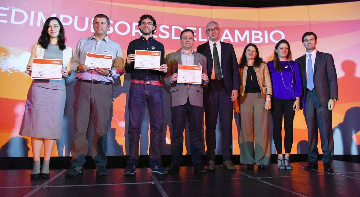 Víctor Durán, nuevo emprendedor Red Impulsores Cambio, promovida Aquae y Ashoka