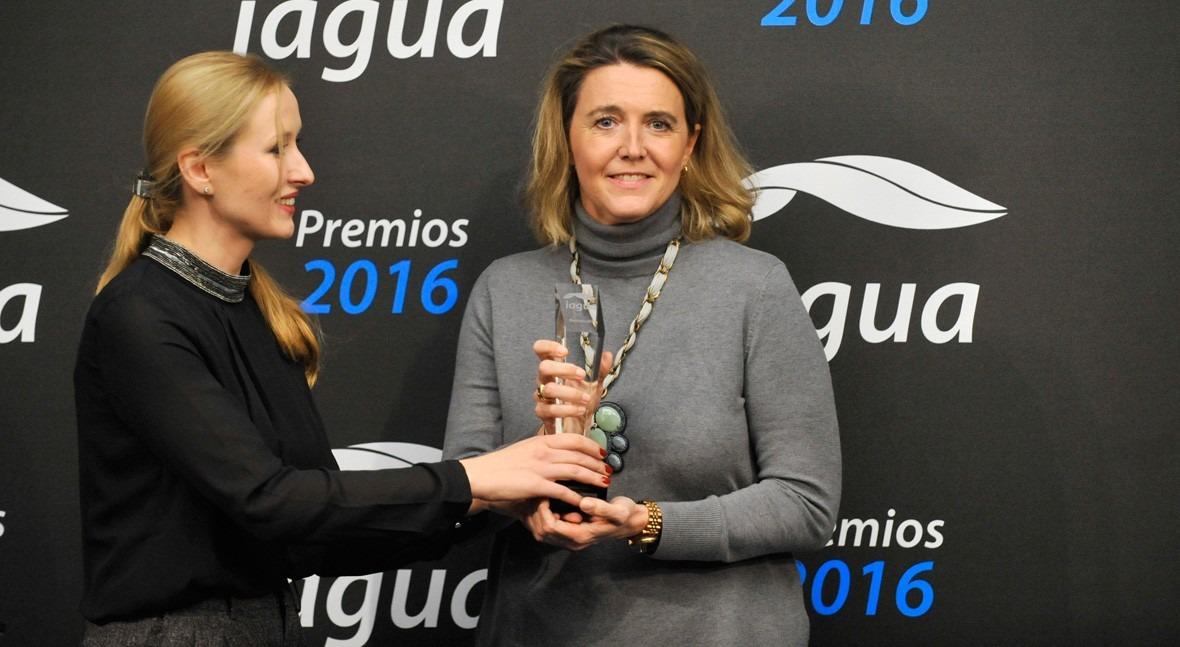 Premio iAgua Mejor Vídeo 2016 recae ACCIONA Agua