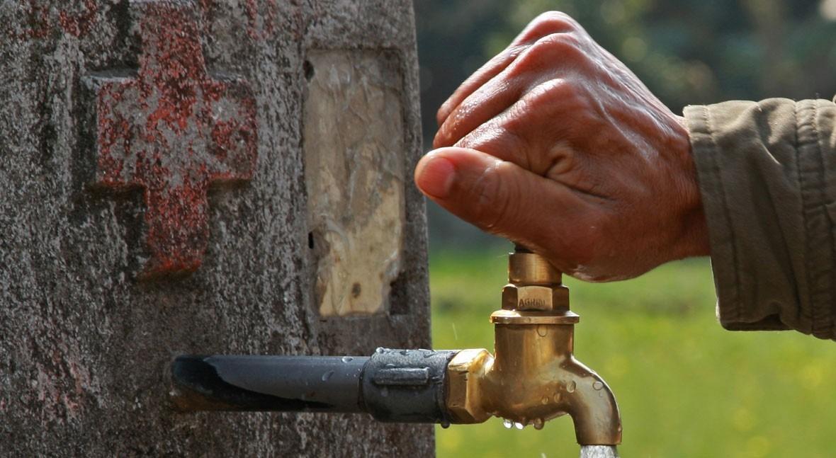 ¿Y si dejamos hablar agua y empezamos hablar seguridad hídrica?