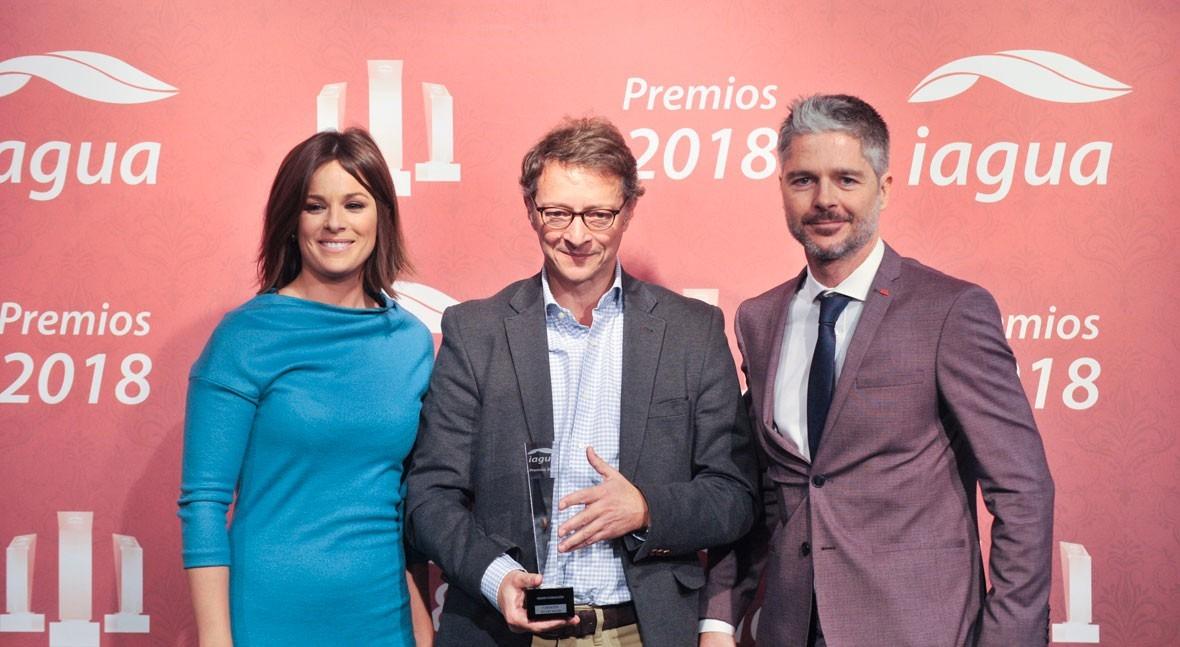 Fundación We Are Water, Mejor Fundación Premios iAgua 2018