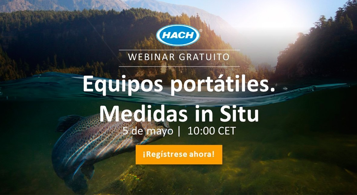 Webinar: Equipos portátiles. Medidas in Situ