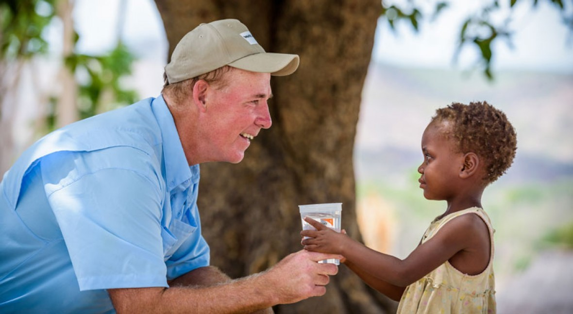 "Greg Allgood: ""Tenemos conocimiento resolver crisis mundial agua"""