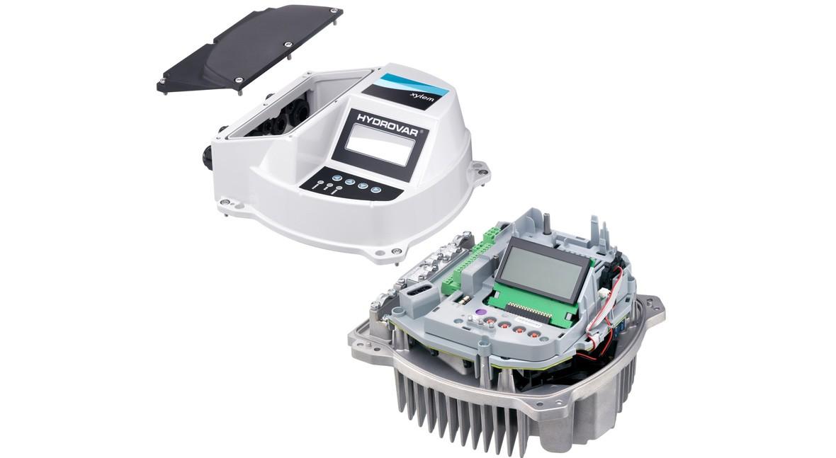 Xylem anuncia 5ª generación sistema control inteligente HYDROVAR