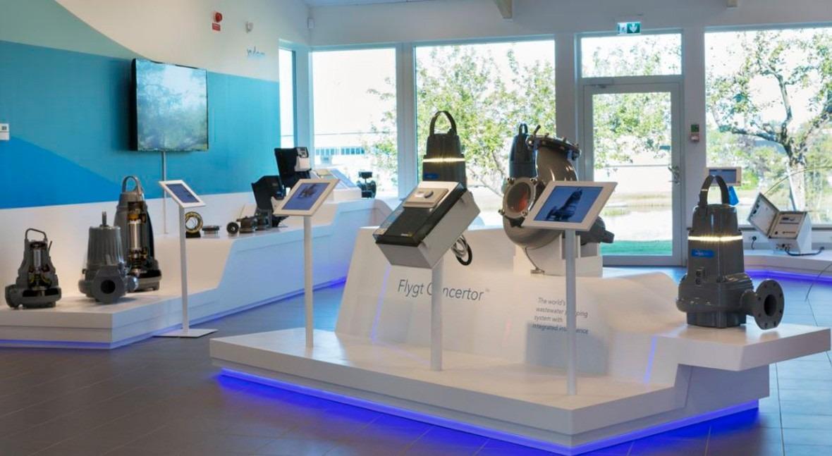Xylem abre nuevo centro visitantes Suecia