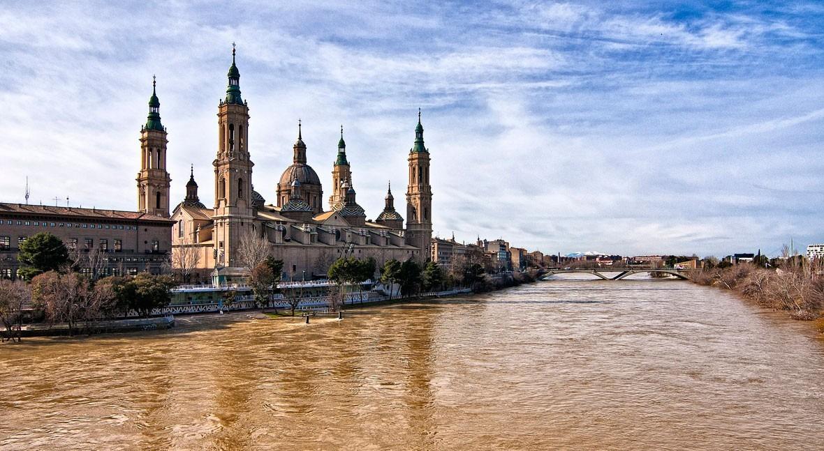 ciclo urbano agua protagoniza inicio Seminario ecosistemas fluviales Zaragoza