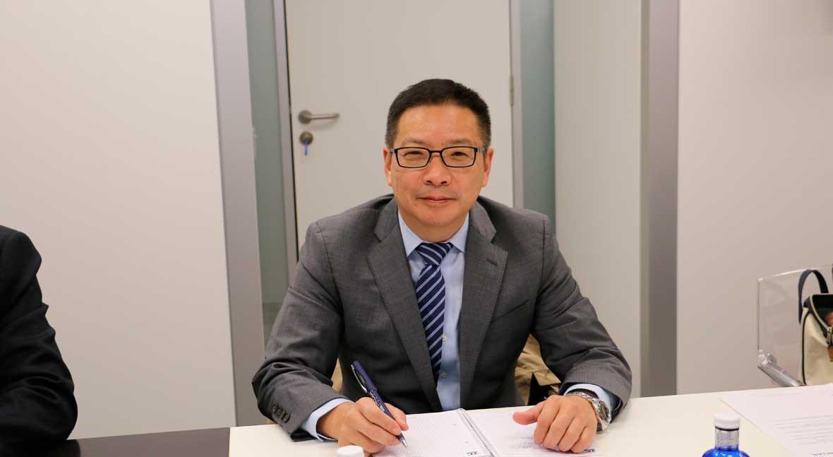 Entrevistamos al Sr. Zhong Zhiyu, vicepresidente CISPDR