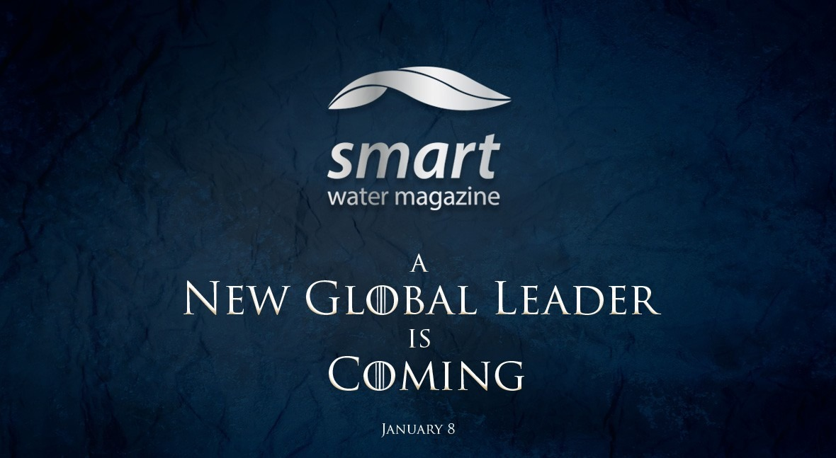 Smart Water Magazine: new global leader is coming