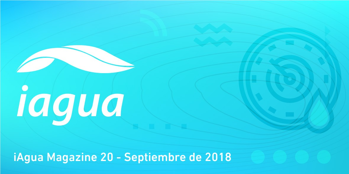 Reserva tu espacio iAgua Magazine 20: Smart Water