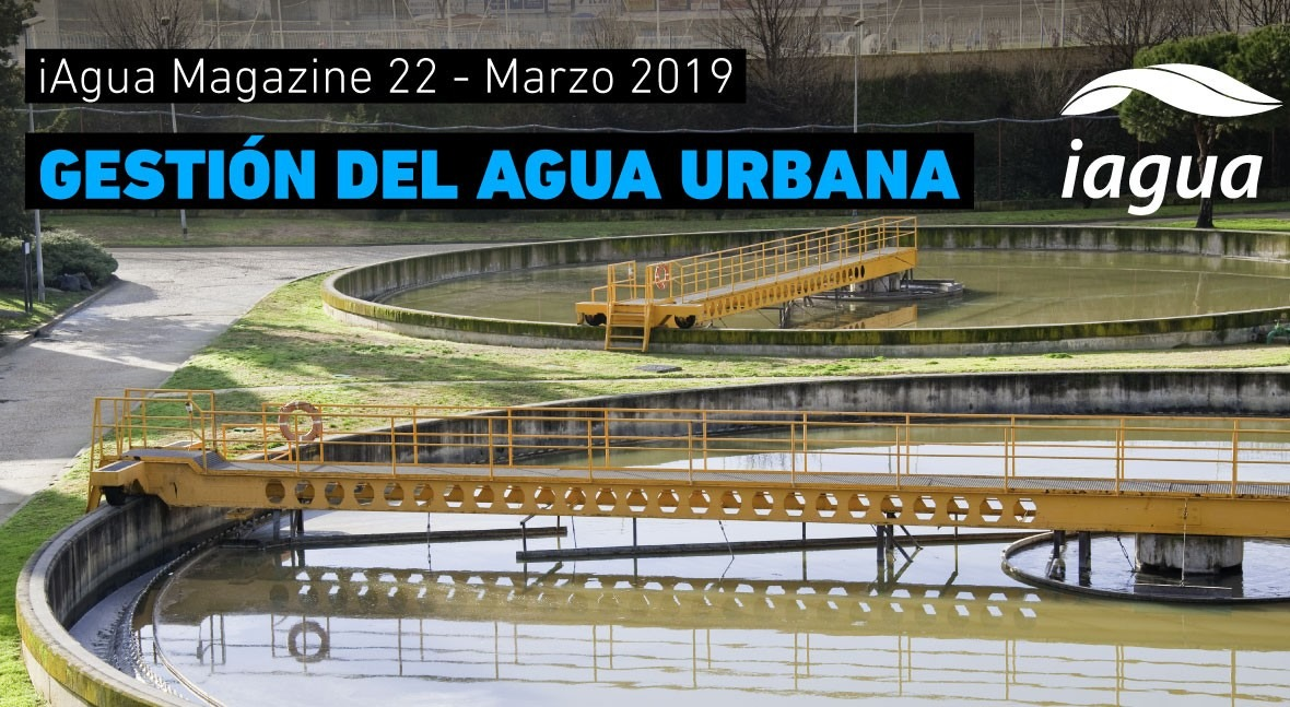 Reserva tu espacio iAgua Magazine 22: Gestión agua urbana