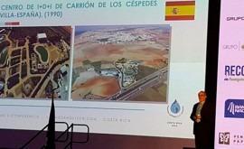 Juan José Salas presenta Latinosan centros experimentación agua Iberoamérica