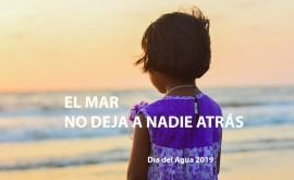 """Relato Día Agua 2019: """" mar no deja nadie atrás"""""""