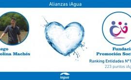 Alianzas iAgua: Diego Molina Machés liga blog Fundación Promoción Social