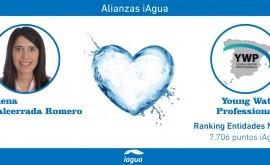 Alianzas iAgua: Elena Calcerrada liga blog Young Water Professionals
